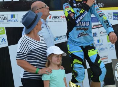 Un grand moment de Moto-Cross ce week-end sur le magnifique circuit de Plomion.