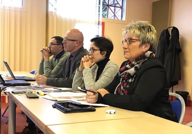 Réunion du SPEL (service public de l'emploi local) de Thiérache