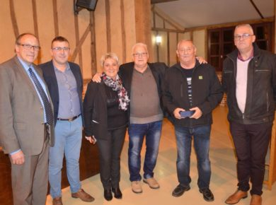 Remerciements à nos bénévoles de la fête de la pomme et du cidre de Lemè en Thiérache.