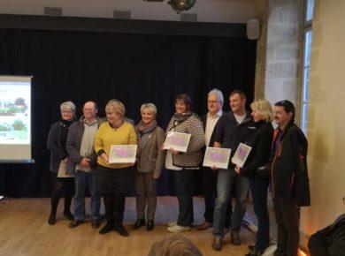 Remise des prix aux lauréats des villes et villages