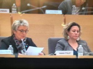 Intervention sur la Ruralité - Isabelle Ittelet
