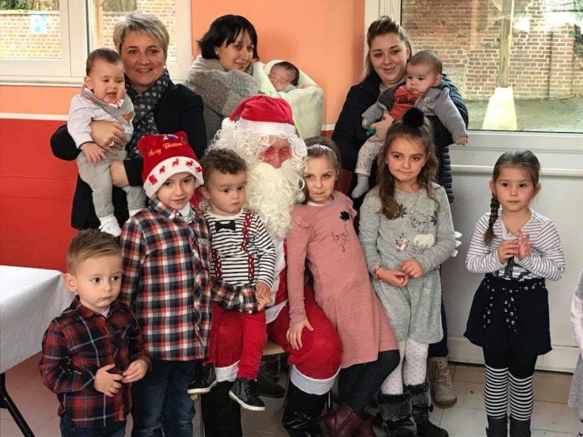 La magie de Noël dans la commune de Le Sourd !!