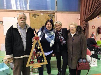 Beau Marché de Noël à Sains-Richaumont