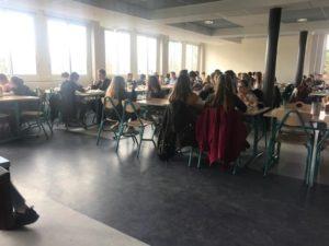 2 ème journée d'étape dans les collèges du Département de l'Aisne