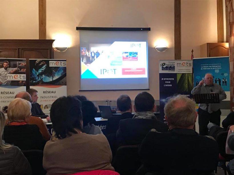 Soirée IPOT Industrie Porte ouverte en Thiérache proposée par la Maison des Entreprises de Thiérache et de la Serre (La Mets)