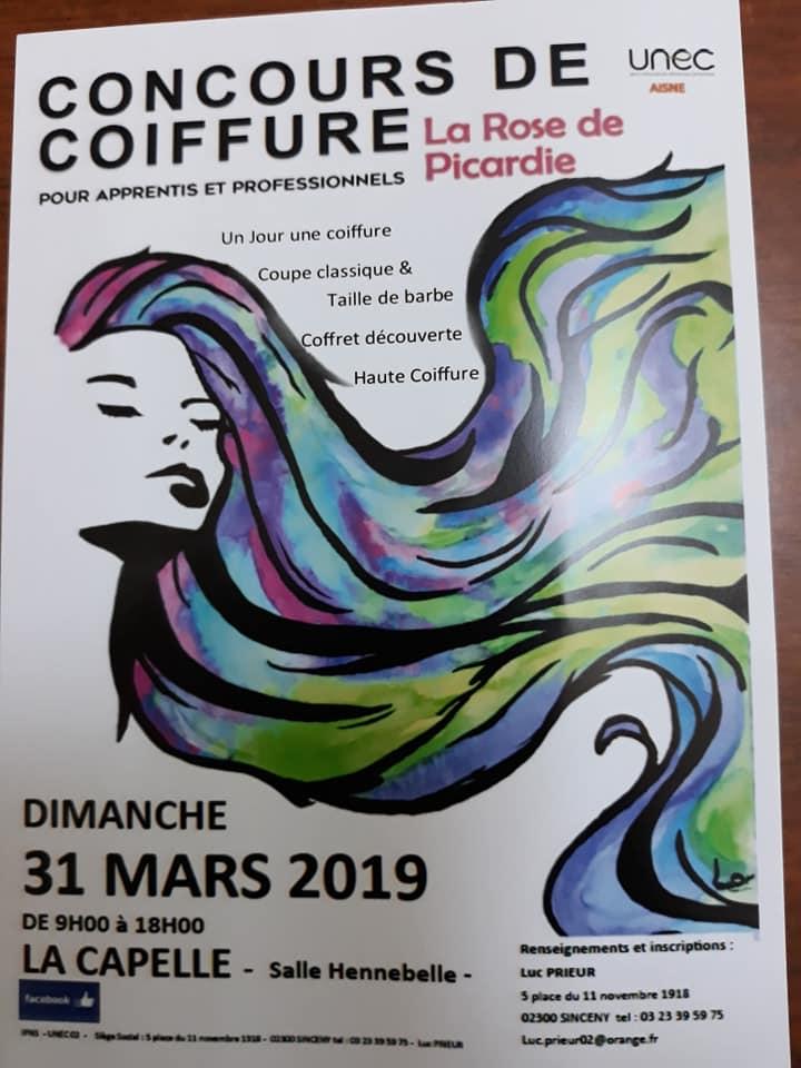 Coiffure La Rose de Picardie à La Capelle