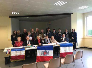 Assemblée Générale de l'Association des Déportés Internés et Familles de Disparus du Département de l'Aisne