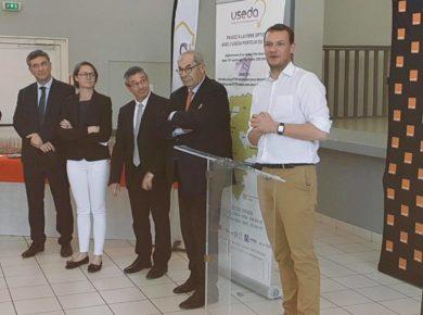 Orange a annoncé, à Crécy, son arrivée en ruralité sur le réseau fibre optique dans l'Aisne.