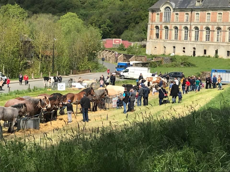 170 ème Comice agricole de Thiérache à SAINT-MICHEL.