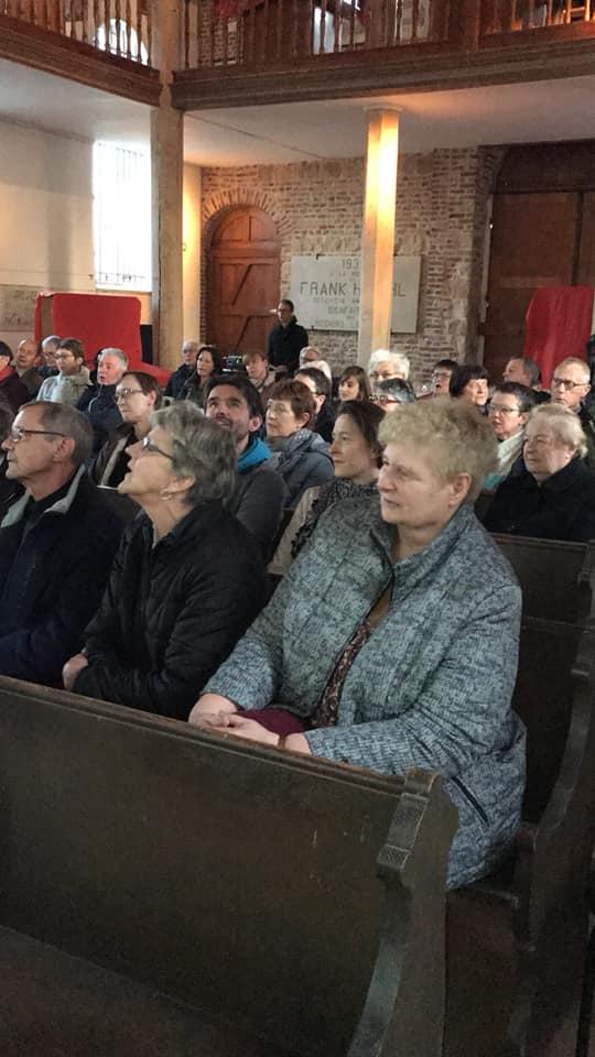 Un Concert Gospel apprécié au Musée du Temple à Lemè