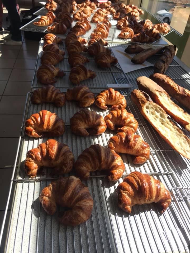 Remise des prix du Concours de la Meilleure Baguette Artisanale et du Concours du Meilleur Croissant au beurre.