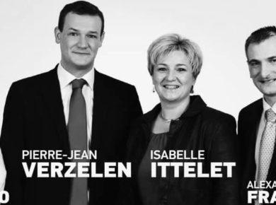 Programme des permanences de ce Mardi 14 Mai - Isabelle Ittelet & Pierre-Jean Verzelen / Canton de Marle