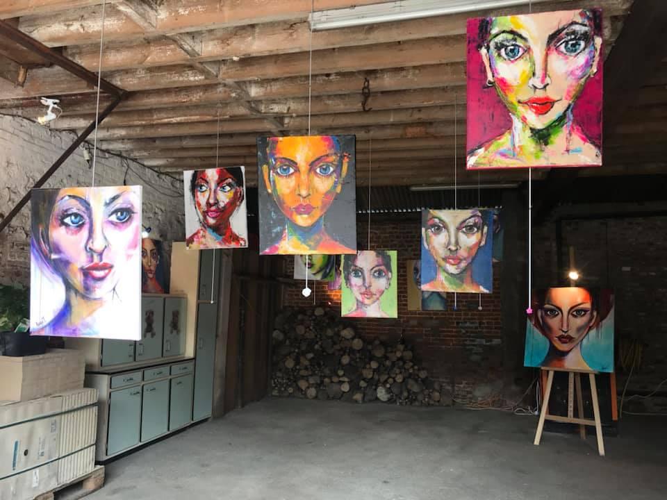 Le Printemps des Artistes et du Patrimoine à Lavaqueresse