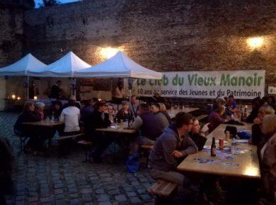 La nuit des musées au Château-Fort de Guise