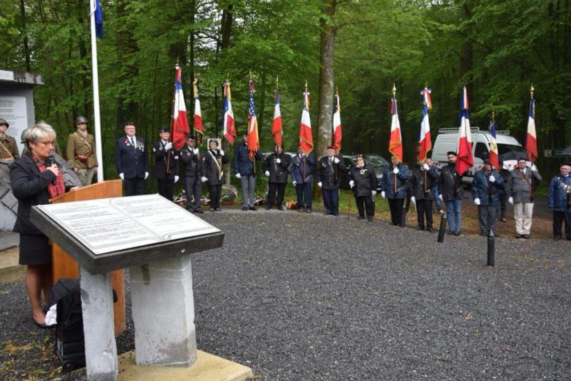 Cérémonie du 79e anniversaire des combats de mai 1940 à Saint-Michel en Thiérache