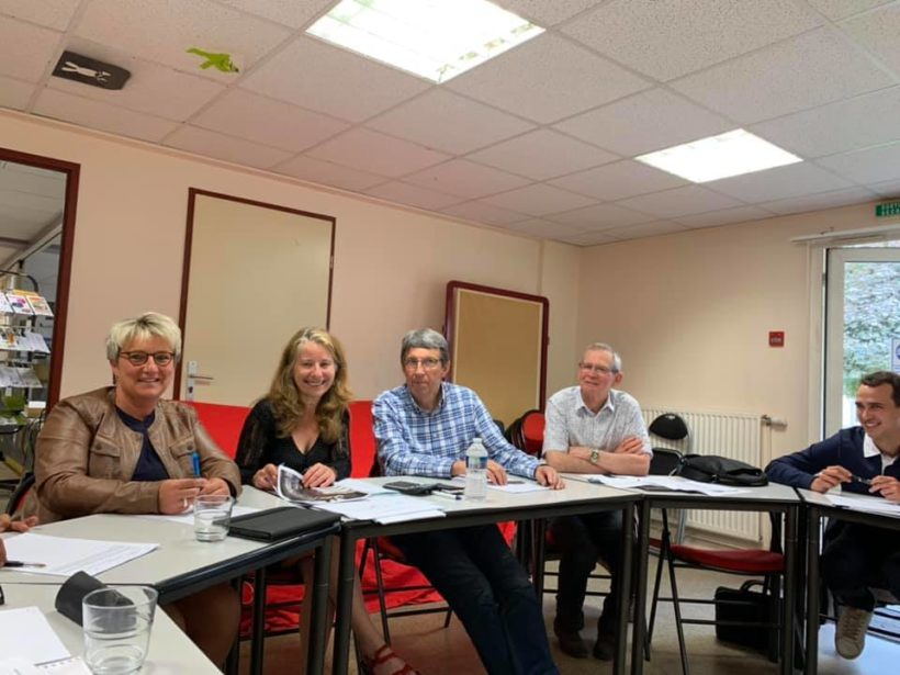 Conseil d'Administration du Centre d'Information Jeunesse de l'Aisne