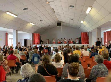 Une belle fête des écoles du regroupement scolaire de Saint-Gobert