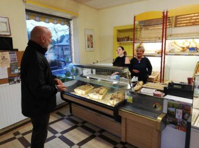 #artisandunjour, une immersion dans l'artisanat à la Boulangerie « Maison Quennelle » à Couvron.