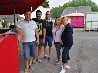 belle fête de village à Rougeries Canton de Marle, la Thiérache !
