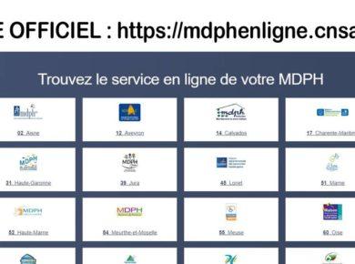 MDPH, attention aux sites frauduleux !