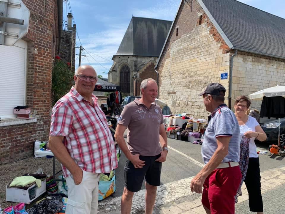 Brocante de Mesbrecourt-Richecourt
