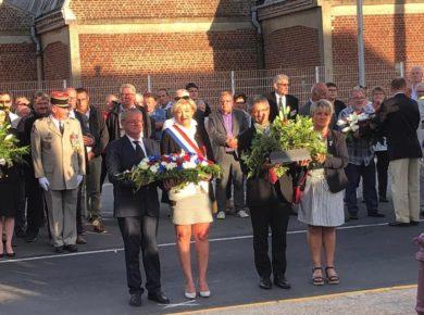 Commémoration à Étreux & La Neuville-lès-Dorengt