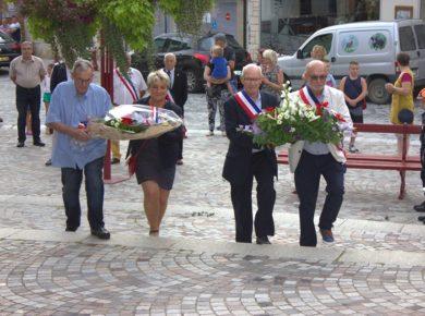Commémoration à Marle] Ce samedi, cérémonie du 75 ème anniversaire de la Libération de Marle.