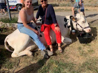 🚜 La Neuville-lès-Dorengt est sa 12e fête à travers champs !