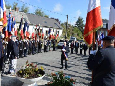 🇫🇷 Commémoration à ERLOY en Thiérache !