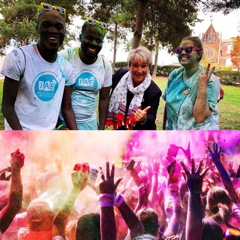 Journée d'Accueil des Etudiants - JAE à Saint-Quentin & Région Hauts-de-France