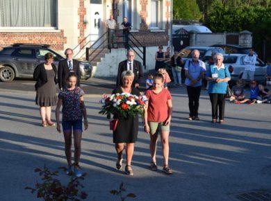 🇫🇷 [ Commémoration du 75e anniversaire du massacre de Tavaux 30 août 2019