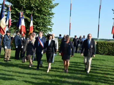 Commémoration de Le Sourd