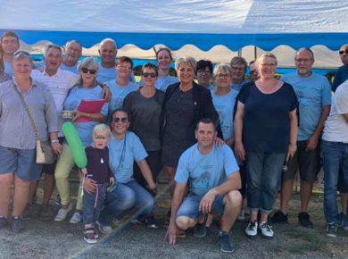 Le village de Pouilly-sur-Serre reste mobilisé Contre la Mucoviscidose avec « Les Virades de l'Espoir »