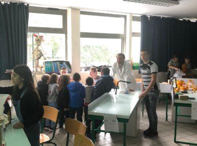 La Fête de la science au cœur des établissements scolaires axonais