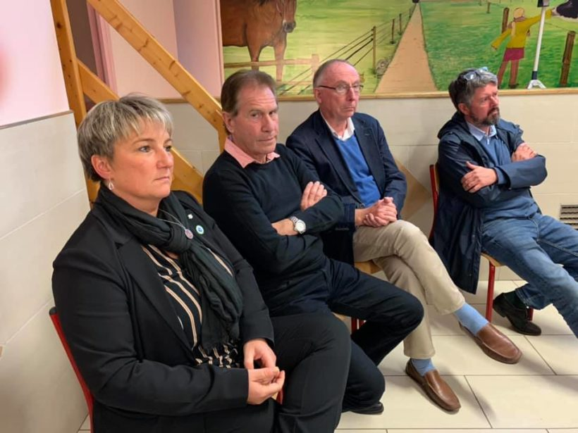 Réunion publique : Le raccordement à la fibre optique dans les communes de Puisieux-et-Clanlieu, Colonfay et Audigny !