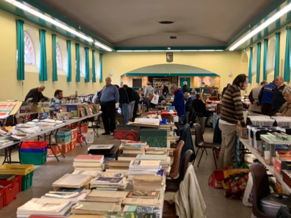 Salon des collectionneurs en Thiérache