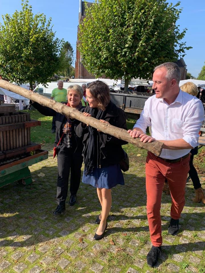 Le Comité d'Animation Village de Lemè a organisé son incontournable fête de la Pomme et du Cidre