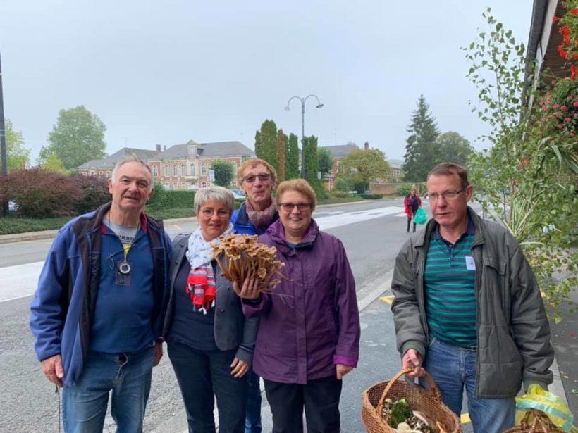 🌿🍁Nature & Champignons 🍄 à l'honneur à Guise organisée par l'Association Horticole 🍄