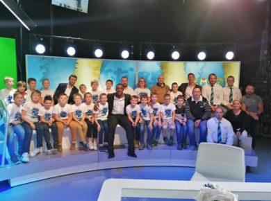 Le Rugby Club de Thiérache à l'honneur sur TF1
