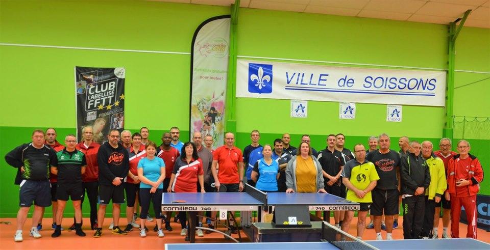 Coupe nationale vétérans du 3 novembre 2019 à Soissons.