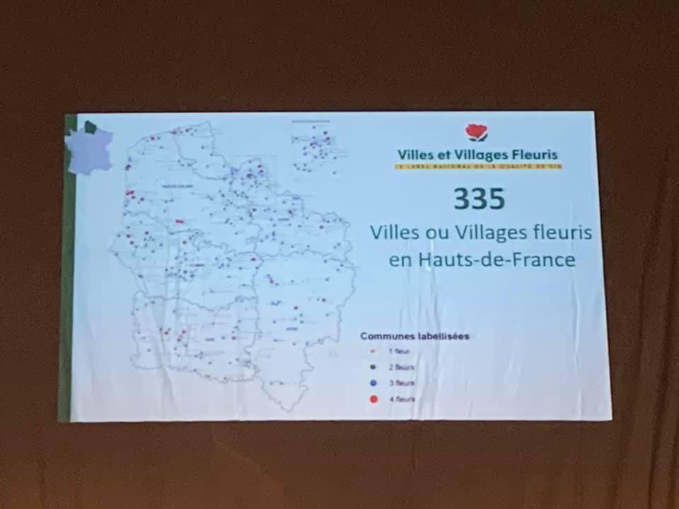 🌸 🍃Remise des Prix des Villes & Villages Fleuris en Hauts-de-France 2019 au Théâtre municipal d'Abbeville