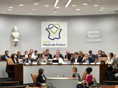 commission Permanente pour les Conseillers régionaux #LRetApparentesHDF