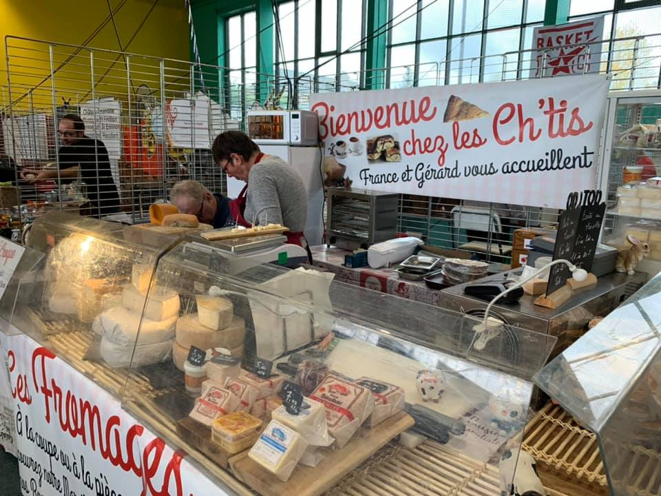 🍀 Inauguration du 17 ème Salon de la Gastronomie et de l'artisanat à Guise en Thiérache !