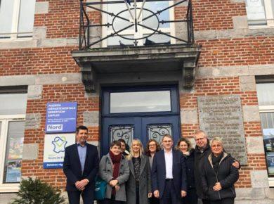 3 ème anniversaire de l'ouverture de l'antenne des Hauts-de-France de Fourmies