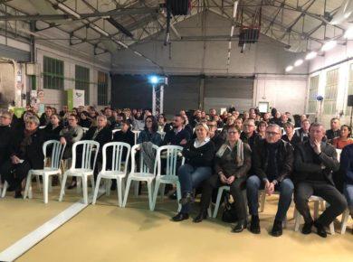 Remerciements à tous les salariés de la R.T.A Régie régionale des Transports de l'Aisne pour l'excellente année 2019