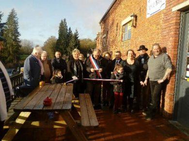 Inauguration de « L'estaminet Chez Marc & Odile » redonne vie au cœur du village d'Englancourt