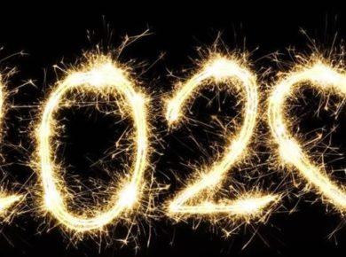 ✨Bon réveillon du 31 décembre et une bonne année 2020✨