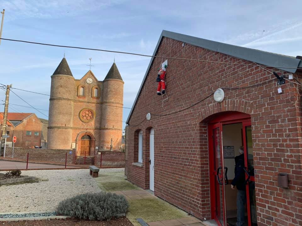 Voeux de la commune de Monceau-sur-Oise