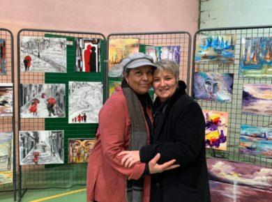 Nos Artistes de Thiérache à Sains-Richaumont !