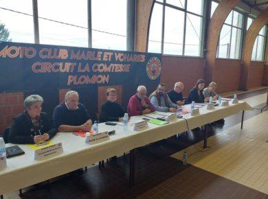 Assemblée Générale du Moto Club de Marle et Voharies